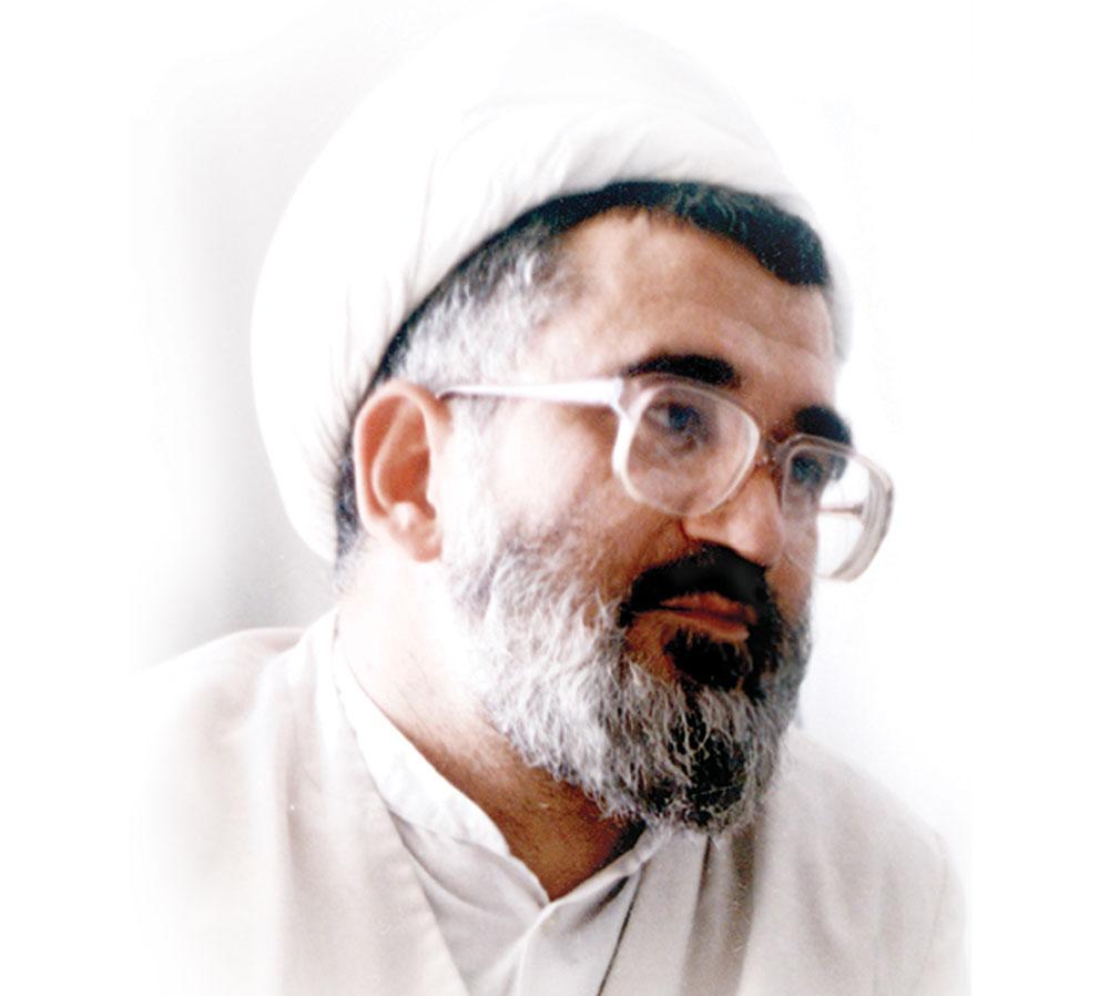 مرحوم استاد علی صفایی حائری (ره) - عین صاد